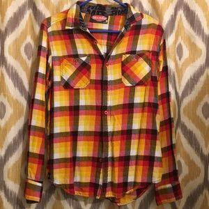 Mambo flannel